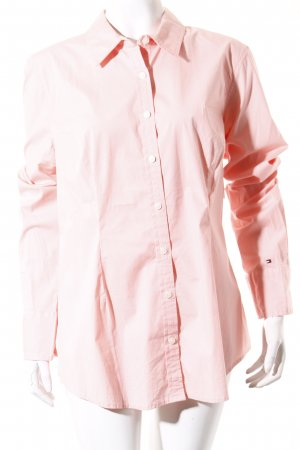 Tommy Hilfiger Long Sleeve Shirt light pink casual look