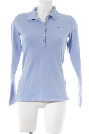 Tommy Hilfiger Langarmhemd himmelblau klassischer Stil