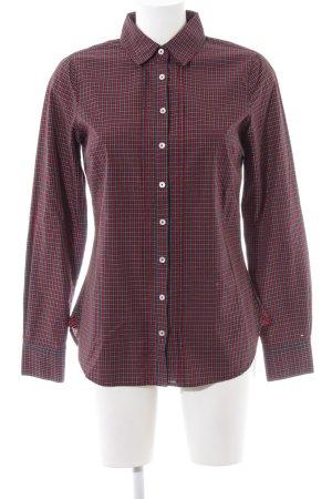 Tommy Hilfiger Camisa de manga larga estampado a cuadros look casual