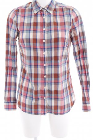 Tommy Hilfiger Langarmhemd Karomuster Casual-Look
