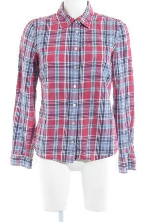 Tommy Hilfiger Chemise à manches longues motif à carreaux style décontracté
