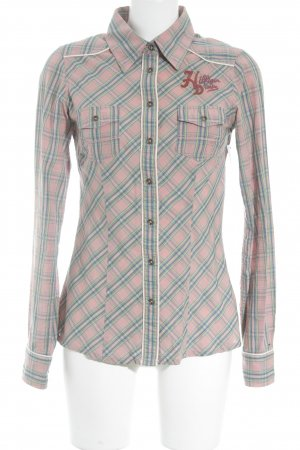 Tommy Hilfiger Long Sleeve Shirt check pattern country style