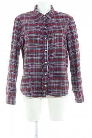 Tommy Hilfiger Langarmhemd Karomuster Country-Look