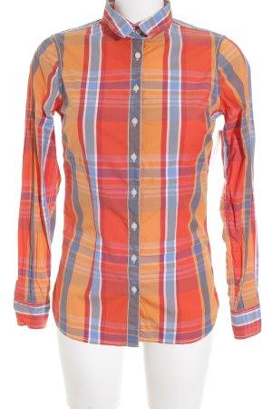 Tommy Hilfiger Chemise à manches longues motif à carreaux style campagnard