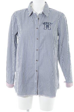 Tommy Hilfiger Camisa de manga larga estampado a rayas estilo «business»