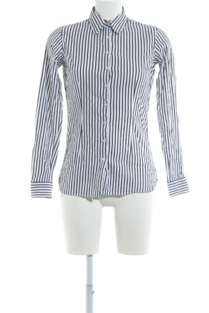 Tommy Hilfiger Langarmhemd Streifenmuster Casual-Look