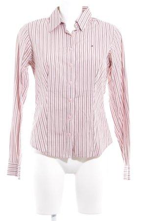Tommy Hilfiger Langarmhemd Streifenmuster schlichter Stil