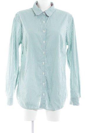 Tommy Hilfiger Chemise à manches longues vert forêt motif à carreaux