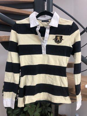 Tommy Hilfiger Langarmpolo / Shirt 100% Baumwolle