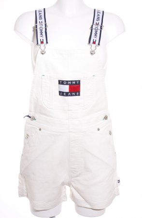 Tommy Hilfiger Dungarees multicolored street-fashion look