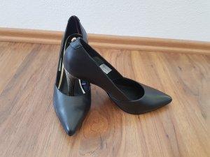 tommy Hilfiger Leder High Heels