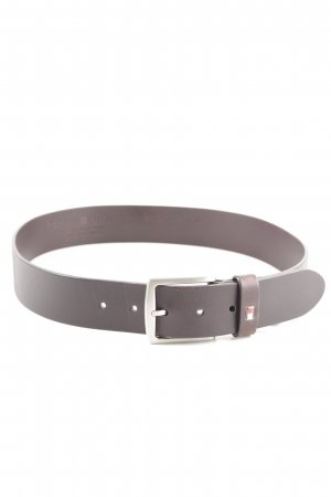 Tommy Hilfiger Leather Belt brown business style