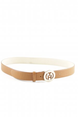 Tommy Hilfiger Leather Belt cognac-coloured business style