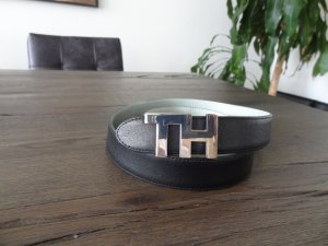 Tommy Hilfiger Leather Belt black leather