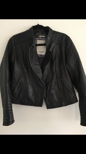 Tommy Hilfiger Giacca in pelle nero