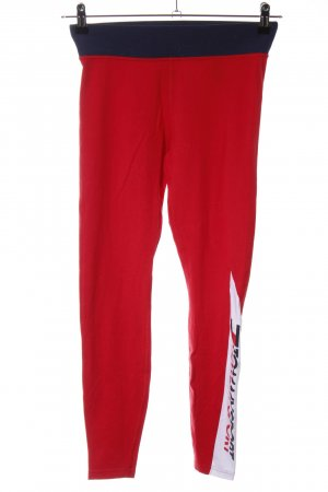 Tommy Hilfiger Leggings color blocking athletic style