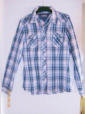 Tommy Hilfiger leichte Bluse Größe 42 Langarm neuwertig
