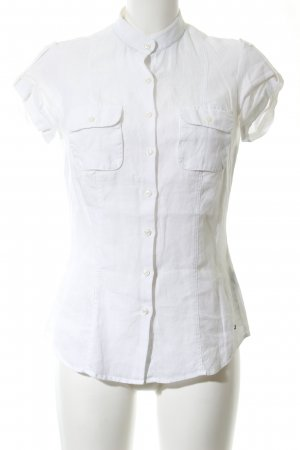 Tommy Hilfiger Linen Blouse white casual look