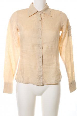 Tommy Hilfiger Leinenbluse hellorange Casual-Look