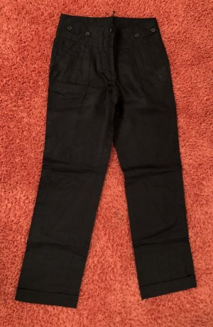 Tommy Hilfiger Linen Pants black