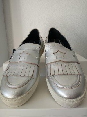 Tommy Hilfiger Scarpa bassa bianco-argento