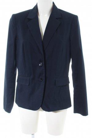 Tommy Hilfiger Long-Blazer blau Business-Look