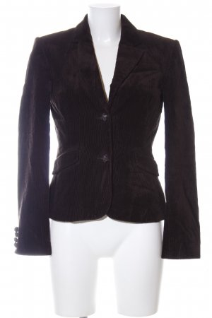 Tommy Hilfiger Long-Blazer schwarz Casual-Look