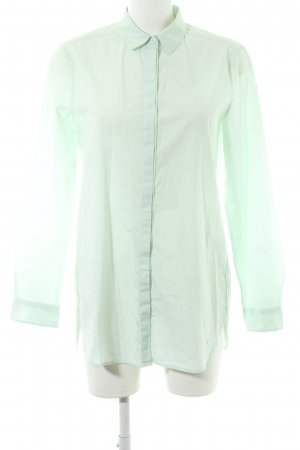 Tommy Hilfiger Long-Bluse mint Casual-Look