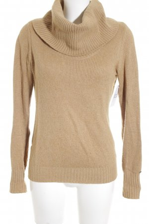 Tommy Hilfiger Long Sweater sand brown casual look