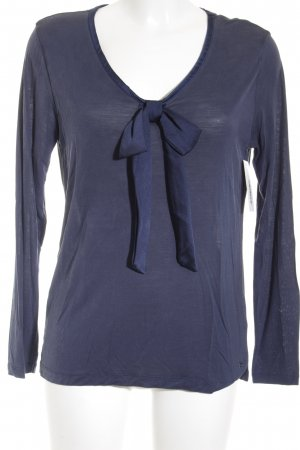 Tommy Hilfiger Longesleeve donkerblauw casual uitstraling