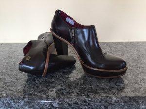 Tommy Hilfiger Ankle Boots dark brown