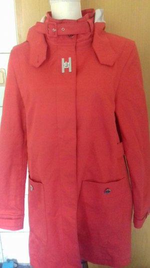 Tommy Hilfiger Between-Seasons-Coat red
