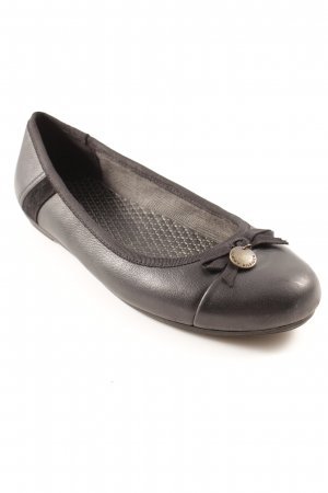Tommy Hilfiger Mary Jane Ballerinas black casual look