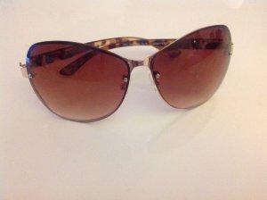 Tommy Hilfiger Melone WM Ol78 Ladies Rosegold/havana Frame Sunglasses