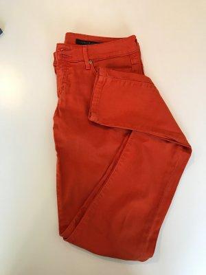 Tommy Hilfiger Milan Skinny Jeans in Orange 27x34