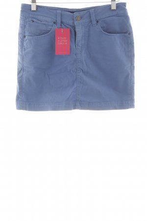 Tommy Hilfiger Minirock blau Casual-Look
