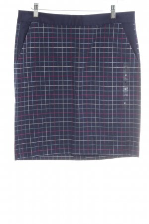 Tommy Hilfiger Minirock rot Karomuster Casual-Look