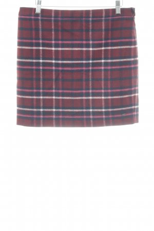 Tommy Hilfiger Minirock Glencheckmuster Casual-Look