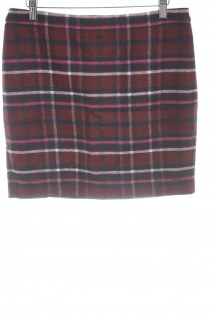 Tommy Hilfiger Minirock Karomuster Casual-Look