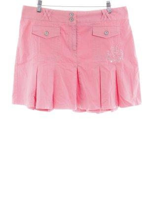 Tommy Hilfiger Minirock rosa Casual-Look