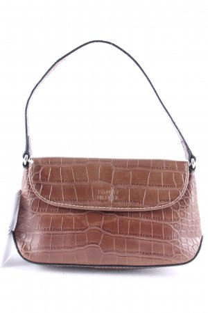 Tommy Hilfiger Mini Bag brown reptile print