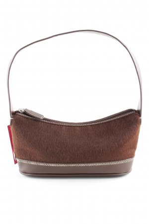 Tommy Hilfiger Mini Bag brown-white casual look