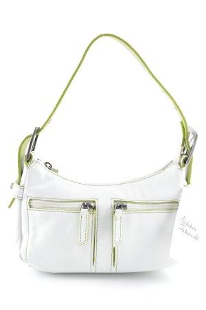 Tommy Hilfiger Minitasche weiß-grasgrün Casual-Look