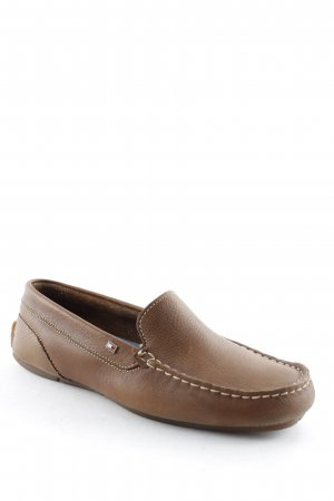 Tommy Hilfiger Moccasins light brown casual look