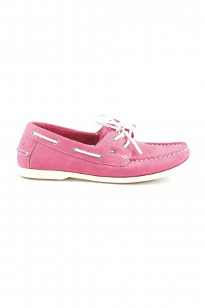 Tommy Hilfiger Mokassins magenta Country-Look