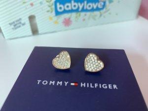 Tommy Hilfiger Ear stud rose-gold-coloured