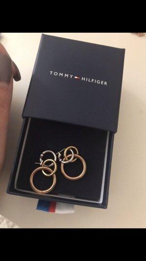 Tommy Hilfiger Ohrringe tricolor rose, gold, silber