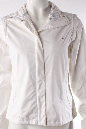 Tommy Hilfiger Veste d'extérieur blanc-crème polyester