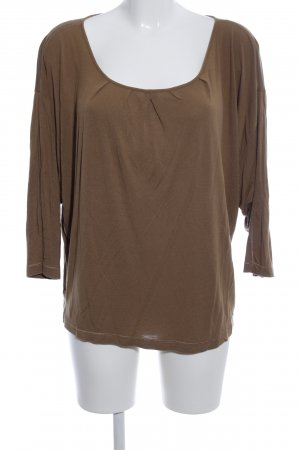 Tommy Hilfiger Oversized Shirt bronzefarben Casual-Look