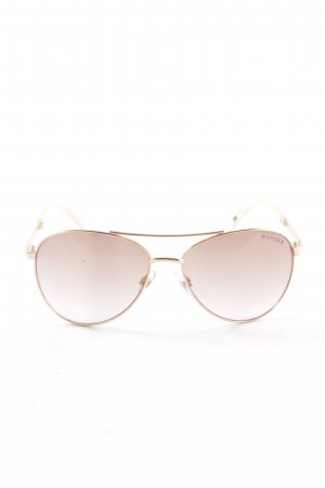 Tommy Hilfiger Pilot Brille roségoldfarben-rosé Casual-Look